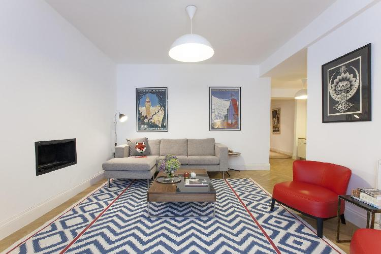 charming London Ossington Street luxury apartment and vacation rental
