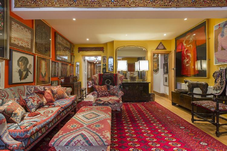 beautiful London Godfrey Street II luxury apartment and vacation rental