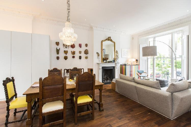 lovely London Leamington Road Villas II luxury apartment and vacation rental