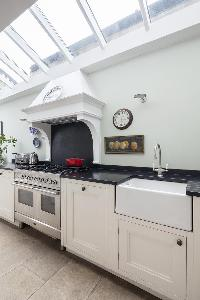 awesome skylights of London Winchendon Road luxury apartment