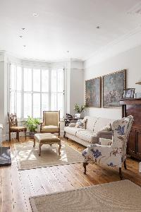 fabulous parlor of London Winchendon Road luxury apartment