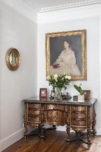 fine furnishings in London Winchendon Road luxury apartment