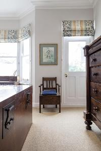 fine furniture in London Winchendon Road luxury apartment