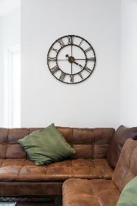 tasteful furnishings in London Winchendon Road luxury apartment
