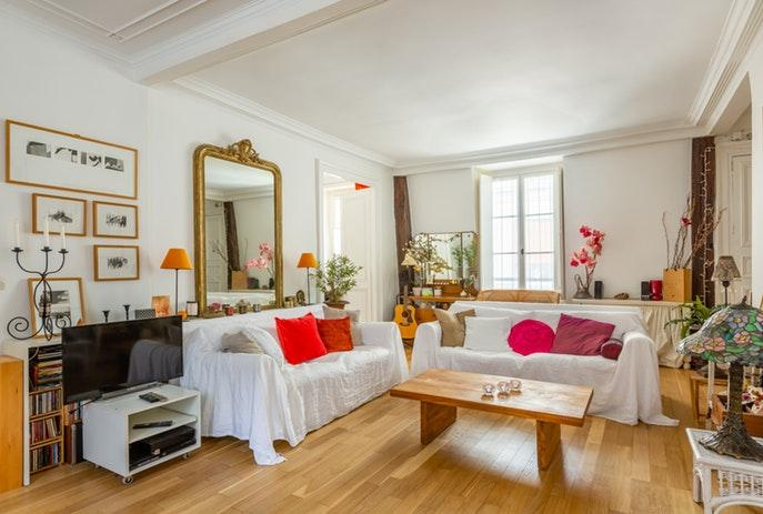 beautiful Paris - Rue Montmartre II luxury apartment and holiday home