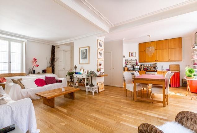 lovely Paris - Rue Montmartre II luxury apartment