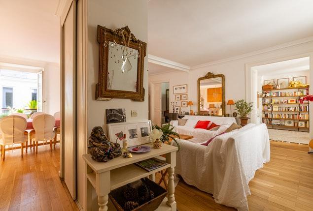 charming Paris - Rue Montmartre II luxury apartment