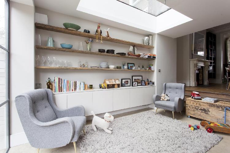 cozy den in London Ardilaun Road luxury apartment