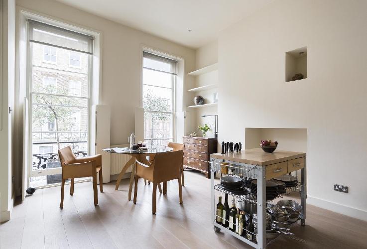 beautiful London Weymouth Street II luxury apartment and vacation rental