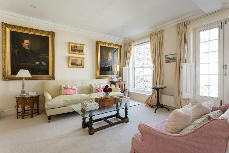 exquisite London Kynance Place luxury apartment and holiday home