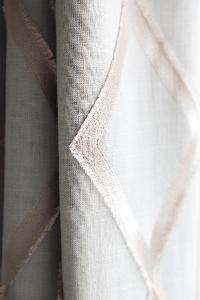 linens in London Beaufort Gardens luxury apartment