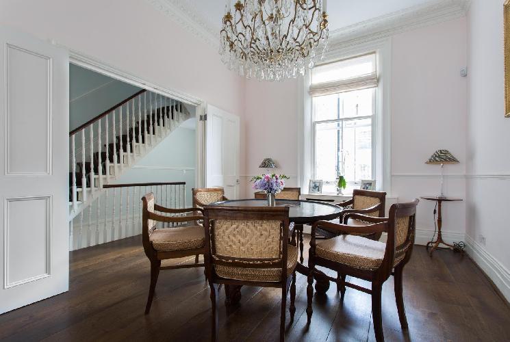 nifty and nice London Bramerton Street II luxury apartment