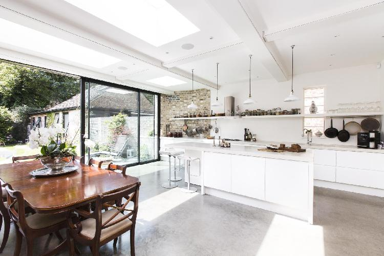 beautiful London Kelross Road II luxury apartment and holiday home