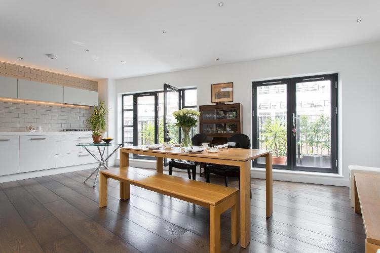 nice London Hatton Place luxury apartment and vacation rental