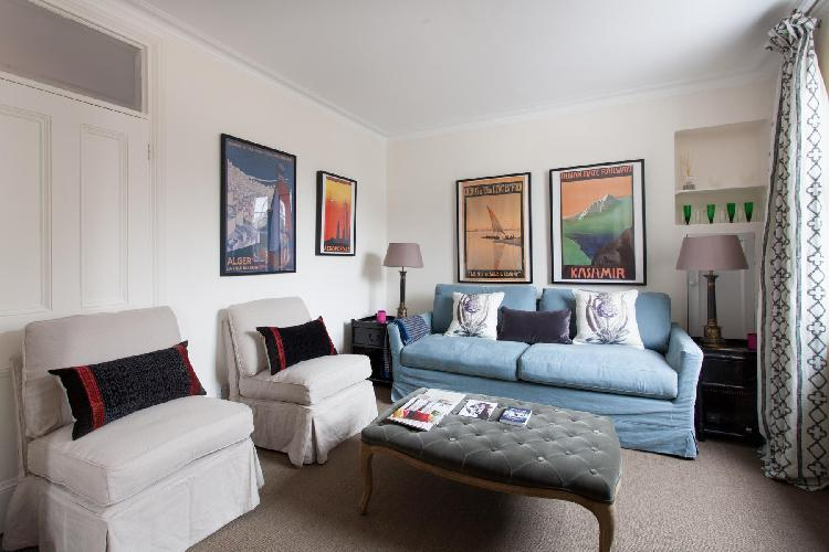 chic London Royal Hospital Road luxury apartment and vacation rental
