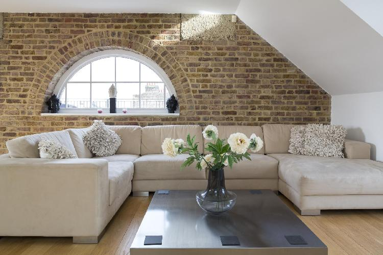 fully furnished London West Grove luxury apartment