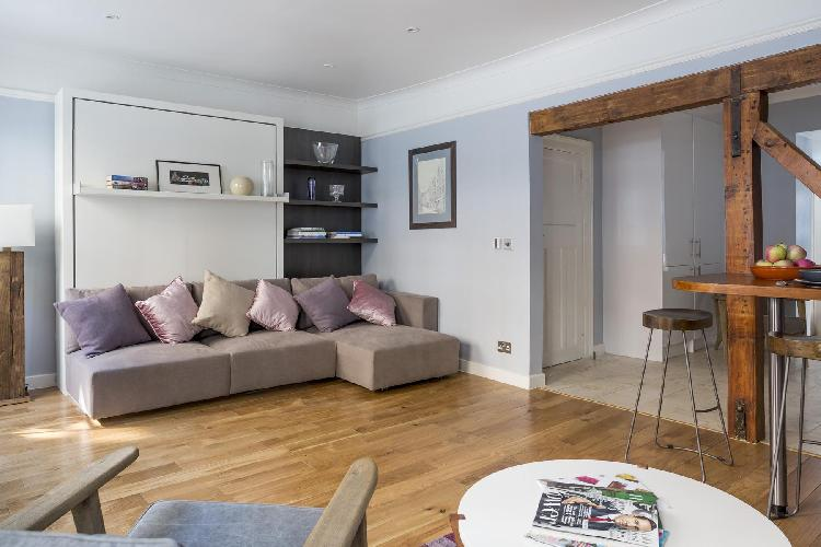 charming London New Row Studio II luxury apartme and holiday homent