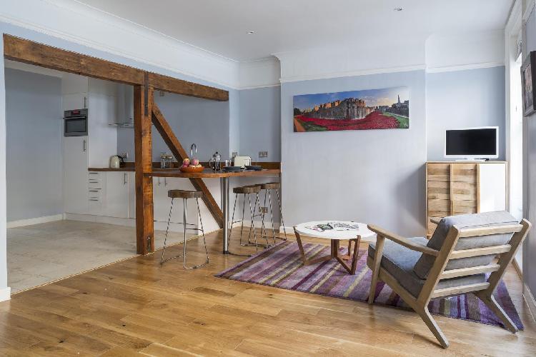 nice London New Row Studio II luxury apartment