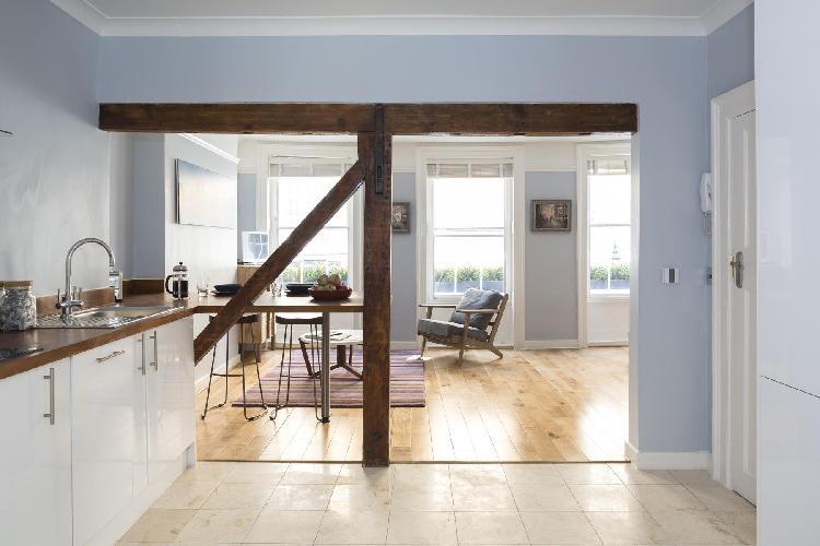 beautiful London New Row Studio II luxury apartment and vacation rental
