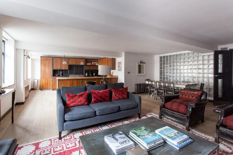 clean and comfortable London Calvin Street luxury apartment