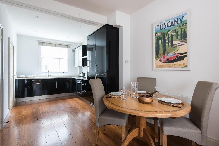 lovely London Gregory Place luxury apartment and vacation rental