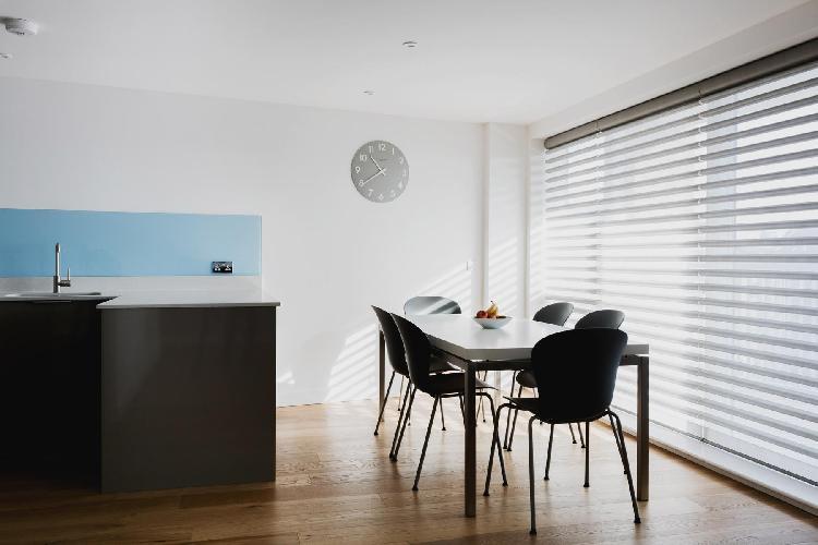 fully furnished London Weston Street III luxury apartment