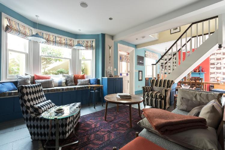 beautiful London Leysfield Road luxury apartment and holiday home