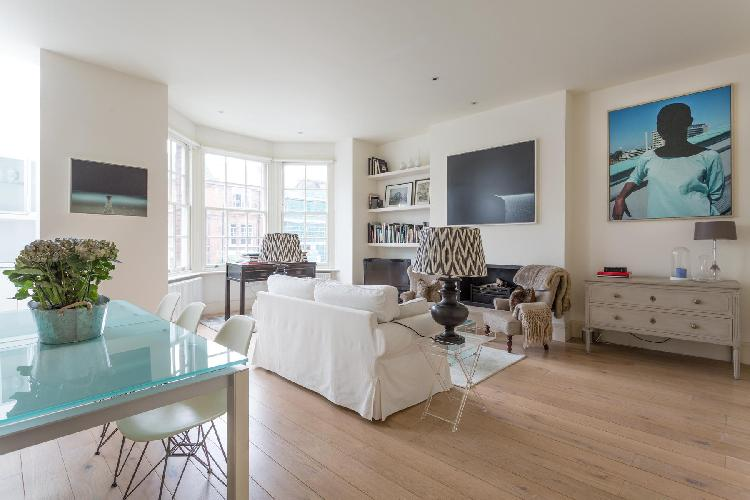 lovely London St Mark's Road IV luxury apartment and holiday home