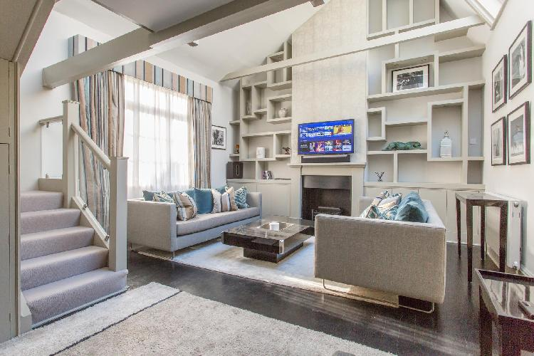 beautiful London Lamont Road IV luxury apartment and vacation rental