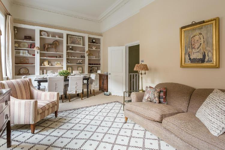 chic and charming London Cornwall Gardens XX luxury apartment and vacation rental