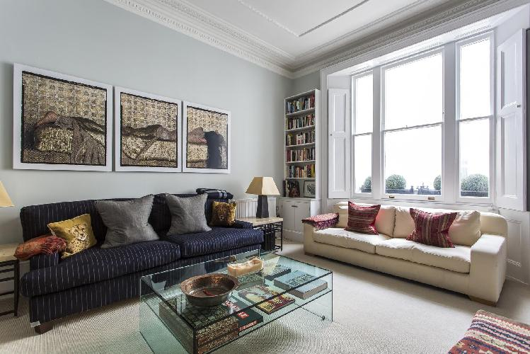 beautiful London Harcourt Terrace luxury apartment and holiday home