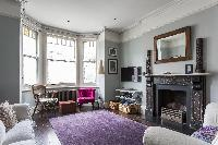 lovely London Mayfield Avenue II luxury apartment and holiday home