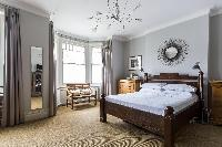 beautiful bedroom in London Mayfield Avenue II luxury apartment