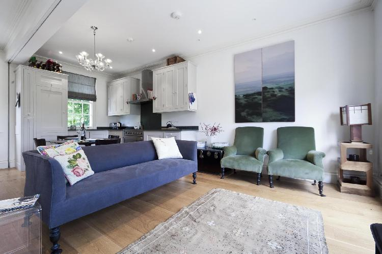 chic London St Anns Road luxury apartment and vacation rental