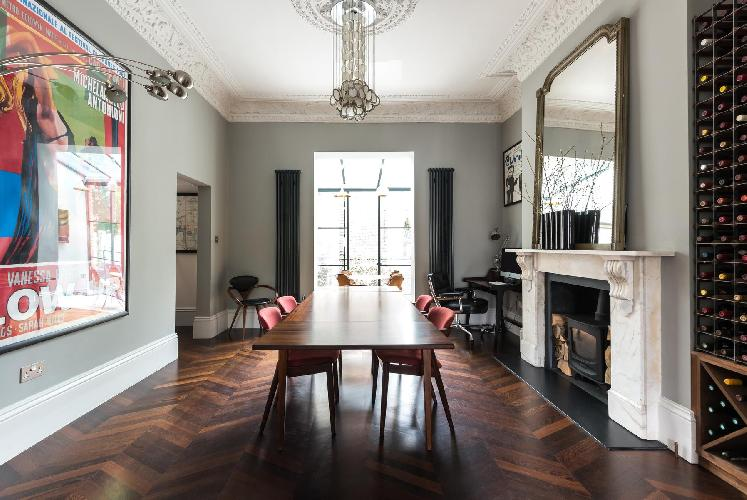elegant London St Quintin Avenue luxury apartment and holiday home
