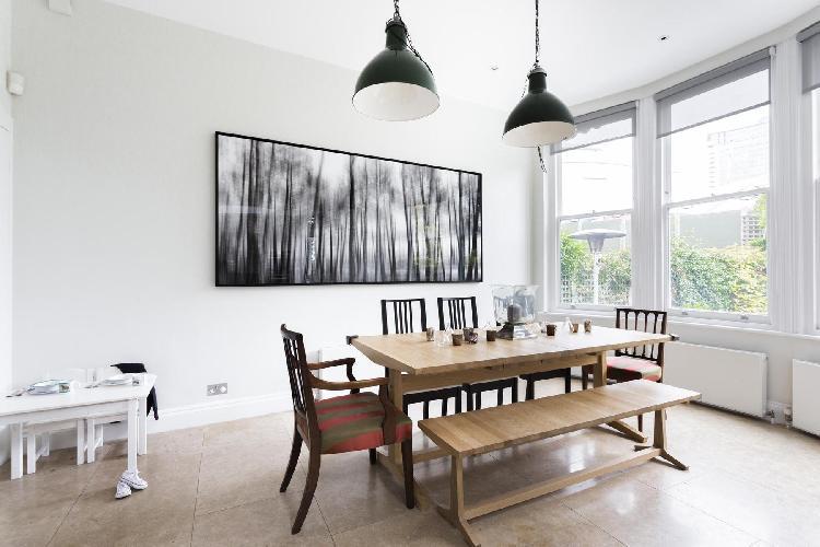 fully furnished London Philbeach Gardens II luxury apartment