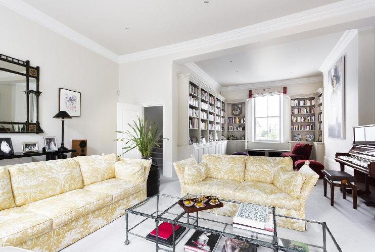 exquisite London Philbeach Gardens II luxury apartment
