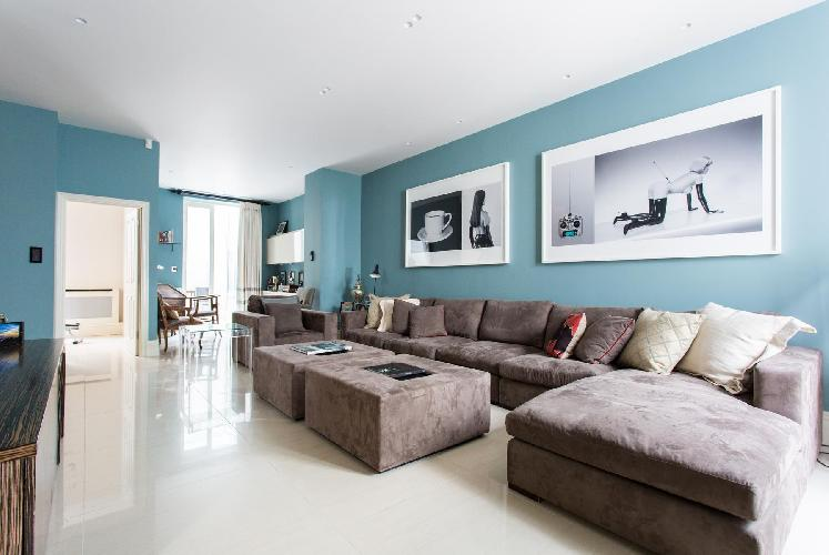 fully furnished London Waterford Road II luxury apartment