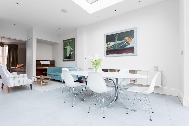 splendid London Poplar Grove luxury apartment