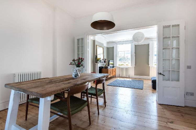 fully furnished London Westbourne Grove VIII luxury apartment