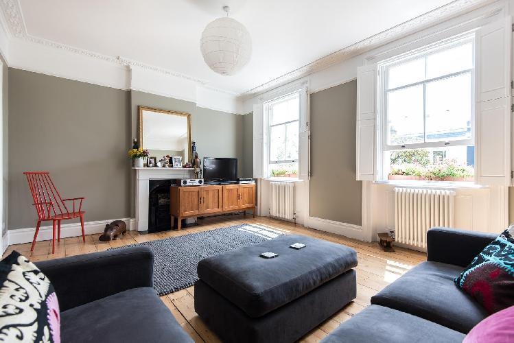 tastefully furnished London Westbourne Grove VIII luxury apartment