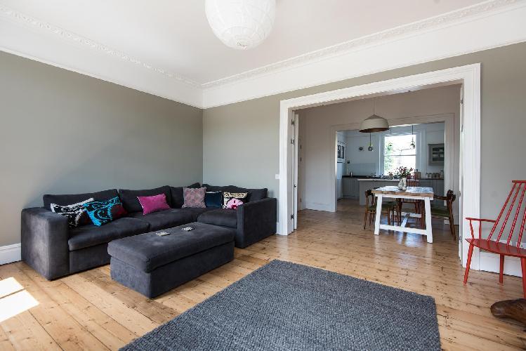 tasteful furnishings in London Westbourne Grove VIII luxury apartment