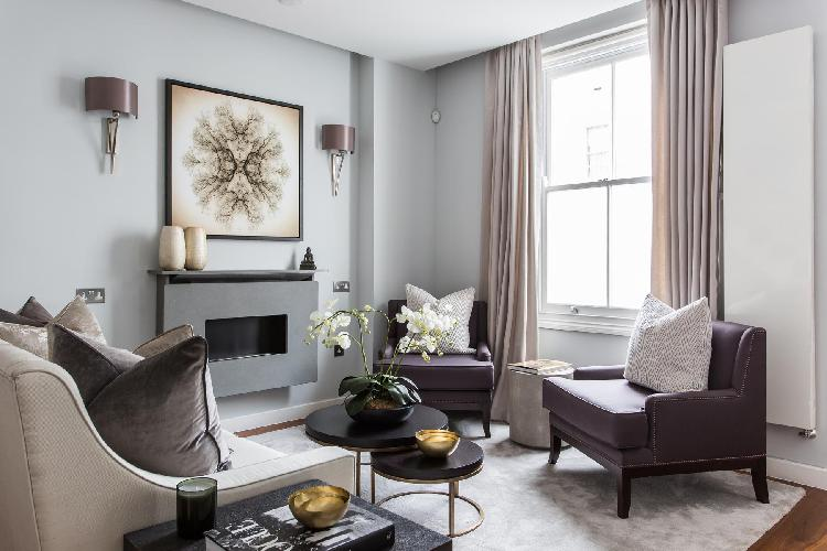 chic London Westmoreland Terrace II luxury apartment and vacation rental