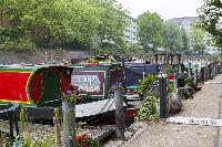 nearby river tributary of luxury apartment in Abbey Gardens St John's Wood London