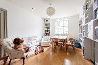 den of luxury apartment in Abbey Gardens St John's Wood London