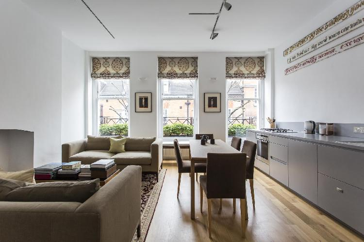 exquisite London Handel Street luxury apartment and holiday home