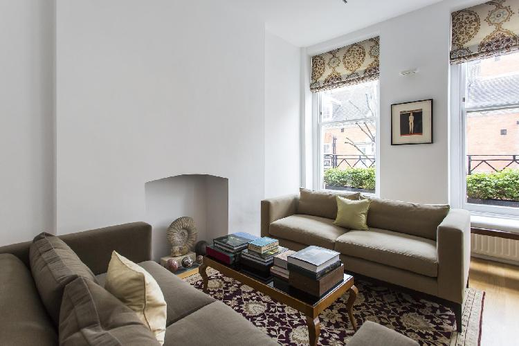 beautiful London Handel Street luxury apartment and vacation rental
