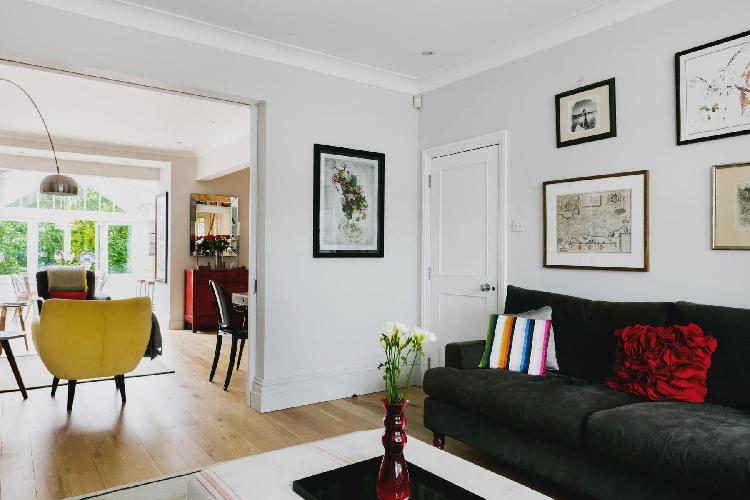 lovely London Hartswood Road III luxury apartment and vacation rental
