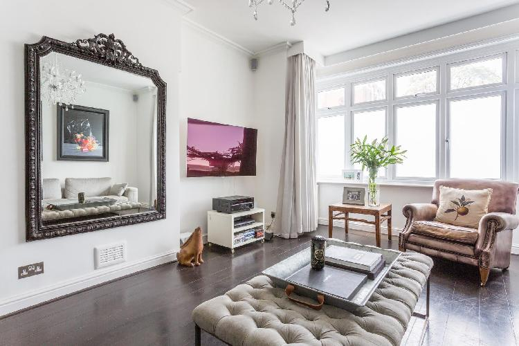 lovely London Haverstock Hill luxury apartment and vacation rental