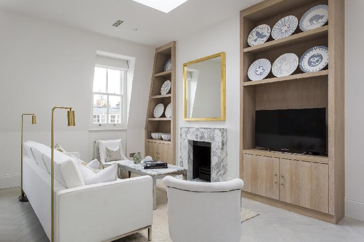 charming London Kempsford Gardens luxury apartment and vacation rental